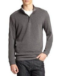 Hugo Boss Piceno Quarter Zip Sweater