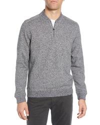 Nordstrom Men's Shop Quarter Zip Pullover