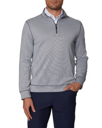 Hickey Freeman Reversible Half Zip Pullover