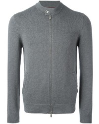 Brunello Cucinelli Zip Up Cardigan
