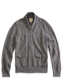 Lucky Brand Triumph Full Zip Sweater