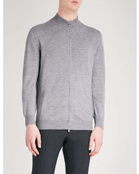 Corneliani Zip Up Wool