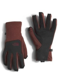 Guantes Burdeos de The North Face