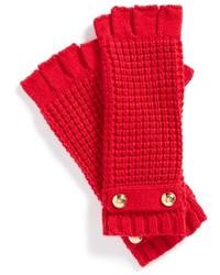 Guantes de Lana Rojos de MICHAEL Michael Kors