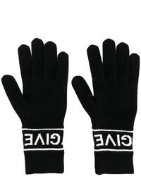 Guantes negros de Givenchy