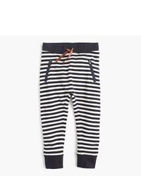 Horizontal Striped Leggings
