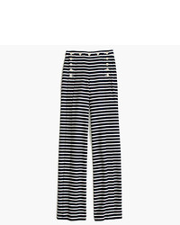 Horizontal Striped Pants