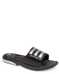 Horizontal Striped Sandals