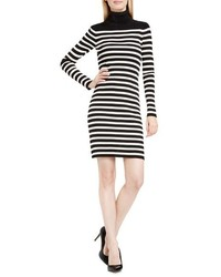Horizontal striped sweater dress original 10229717