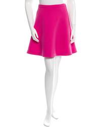 Miu Miu Wool A Line Skirt W Tags