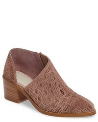 1 STATE 1state Iddah Perforated Cutaway Bootie