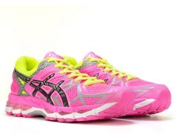 asics kayano 21 rose