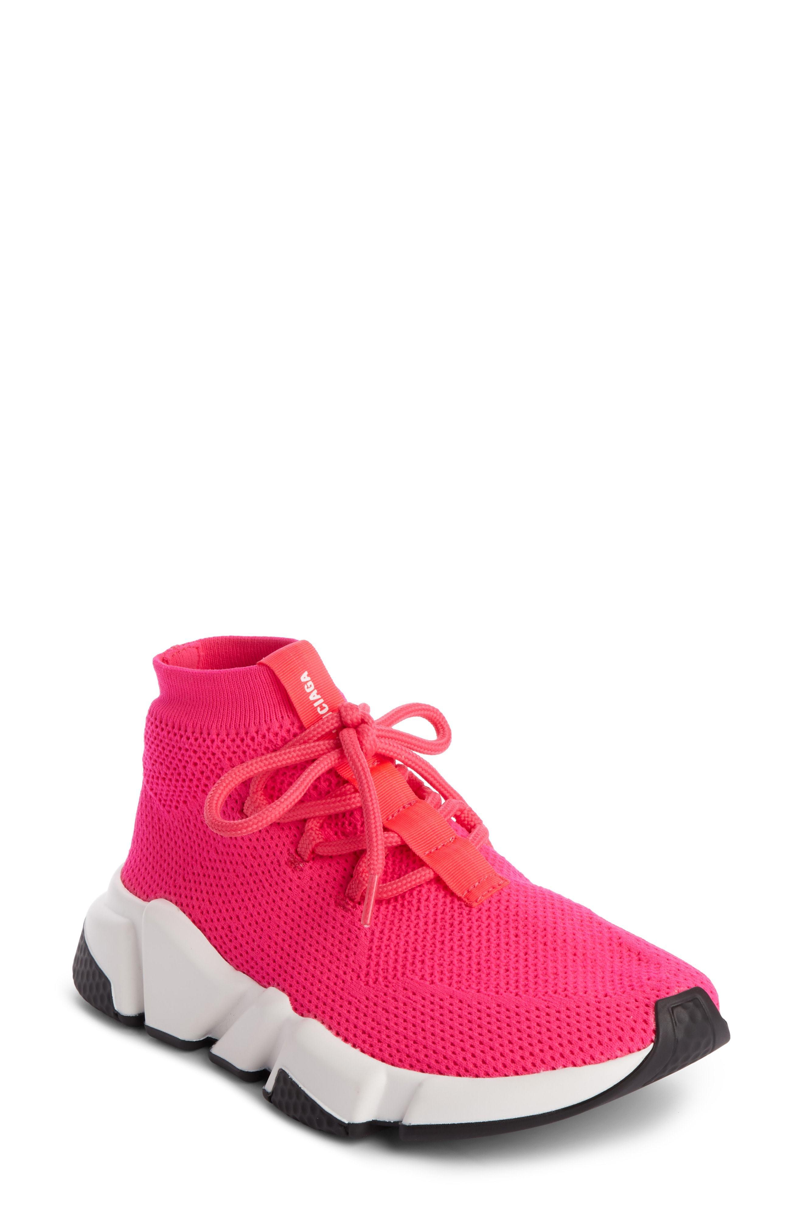 e4350172972c ... Balenciaga Low Speed Lace Up Sneaker