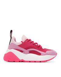 Stella McCartney Pink Eclypse Sneakers