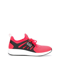 Ea7 Emporio Armani Runner Sneakers