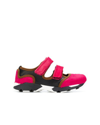 Marni Touch Strap Sneakers