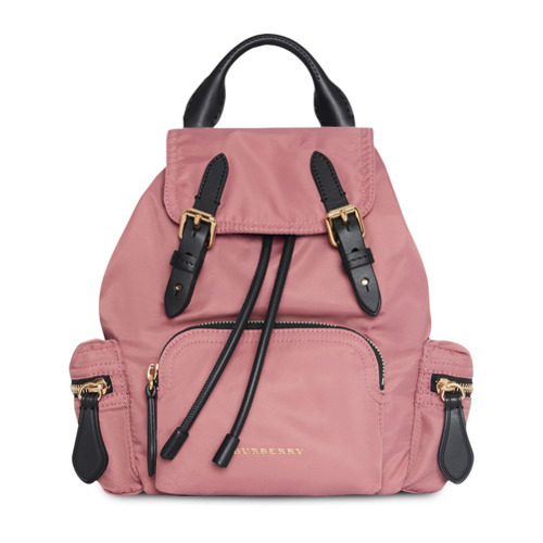 37689b91718 Burberry The Crossbody Rucksack In Nylon And Leather, $1,235 ...