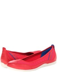 Hot pink ballerina shoes original 4329437