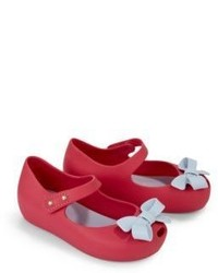 Mini Melissa Girls Bow Mary Janes
