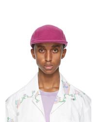 Jacquemus Pink Wool La Casquette Cap