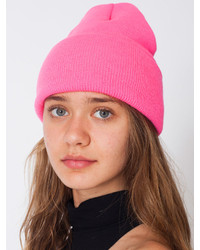 American apparel unisex cuffed acrylic lined beanie medium 177426