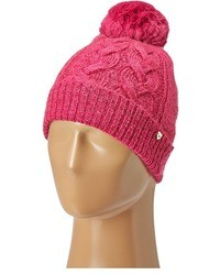 Juicy Couture Sparkle Cable Beanie