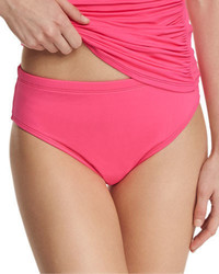 LaBlanca La Blanca High Waisted Tummy Toner Swim Bottom