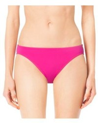 Michael Kors Michl Kors Low Rise Bikini Bottom