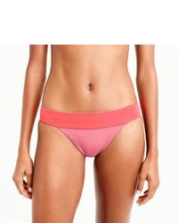 J.Crew Reversible Hipster Bikini Bottom