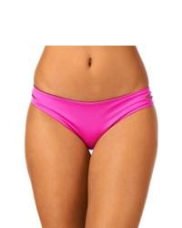 Rip Curl Mirage Solid Classic Pant Bikini Bottom Pink