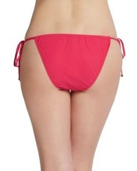 Dolce & Gabbana Side Tie String Bikini Bottom
