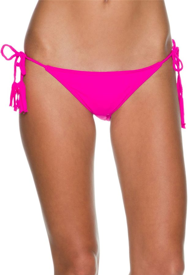 bfad1df0552c3 ... Hot Pink Bikini Pants Billabong Sol Searcher Tropic Bikini Bottom ...
