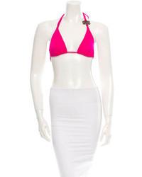 Diane von Furstenberg Bikini Top W Tags