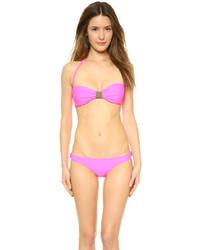 Heidi Klein Fex Bandeau Bikini Top