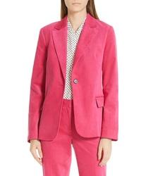 Robert Rodriguez Gabriella Velve Jacket