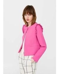 revisa garantía limitada a un precio razonable Women's Hot Pink Blazers from Mango   Women's Fashion ...