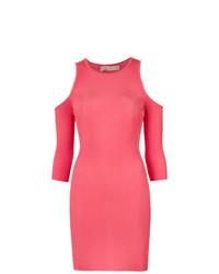 Cecilia Prado Knit Cold Shoulder Dress Unavailable