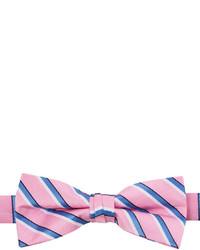 Izod Adrian Stripe Pre Tied Bow Tie