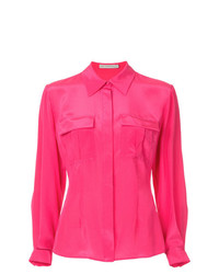 Mary Katrantzou Double Pocket Shirt