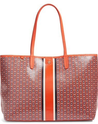 f91a43d74ac ... Bags Tory Burch Gemini Link Coated Canvas Tote ...