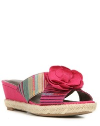 Omega espadrille wedge sandals medium 611709