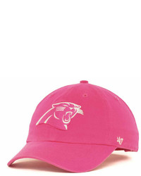 47 Brand Carolina Panthers Berry Clean Up Cap