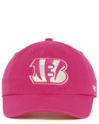 '47 Brand Brand Cincinnati Bengals Berry Clean Up Cap