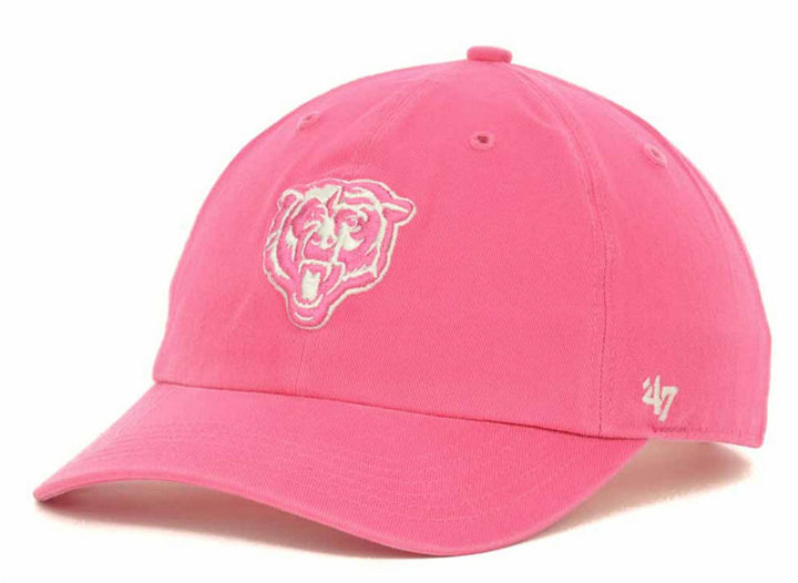'47 Brand Chicago Bears Berry Clean Up Cap