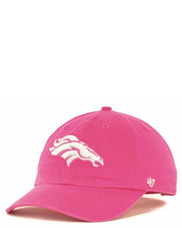 '47 Brand Denver Broncos Berry Clean Up Cap