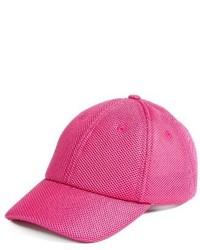Ivy Park Mesh Baseball Cap Pink