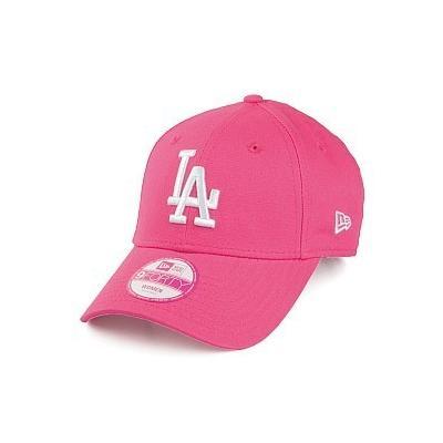 New Era Caps New Era 9forty La Dodgers Baseball Cap Pink