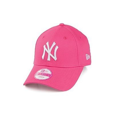 New Era Caps New Era 9forty New York Yankees Baseball Cap Pink