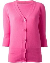 Agnona Faux Cardigan Sweater