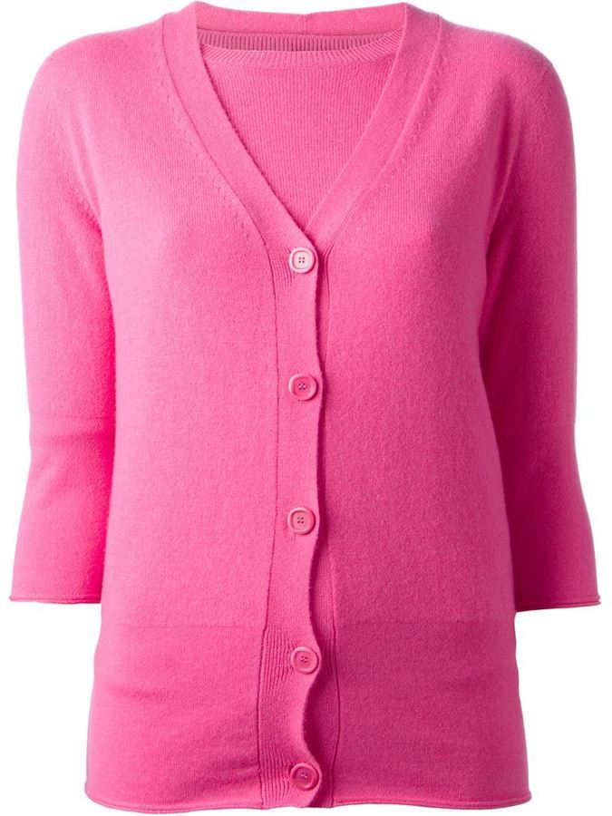 Agnona Faux Cardigan Sweater Where To Buy How To Wear